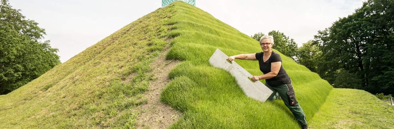 Von Pyramiden und 12 Stufen zum Erfolg